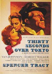 Thirty Seconds Over Tokyo 1944 DVD - Spencer Tracy / Van Johnson